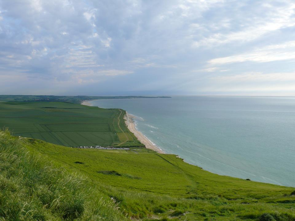 Le gîte de la Vinne est à 20 minutes des plages de la Côte d'Opale