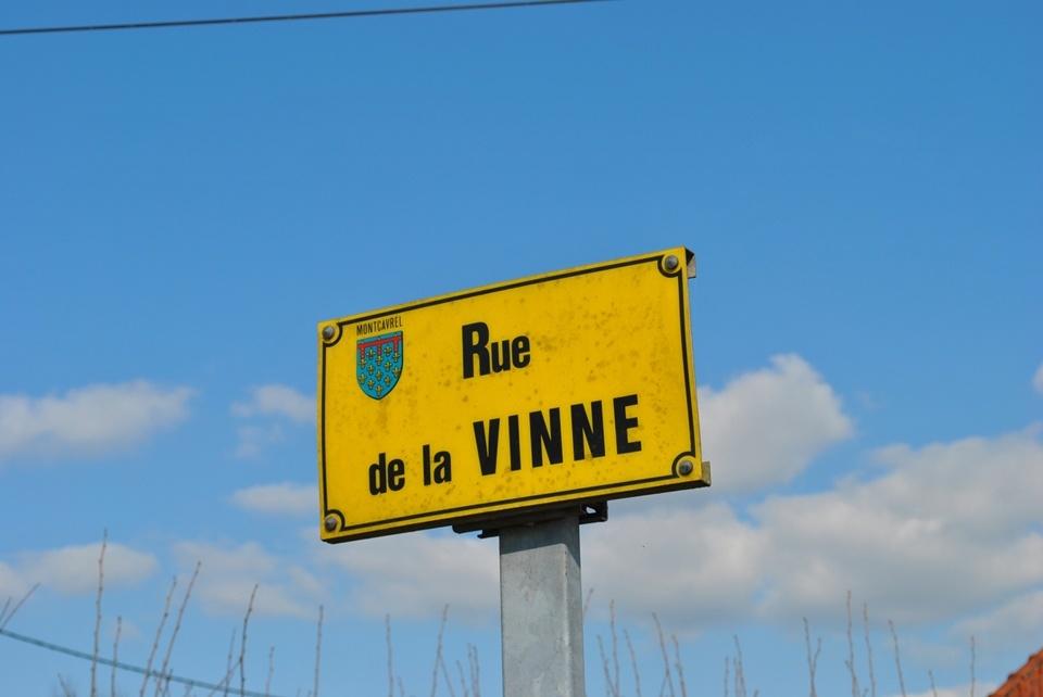 Gite de la Vinne à Montcavrel